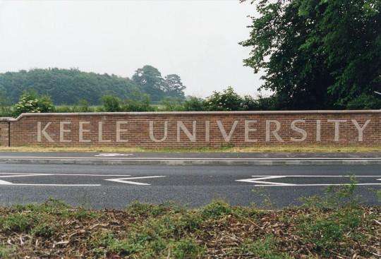 Keele University 01