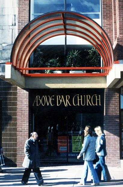 above-bar-church