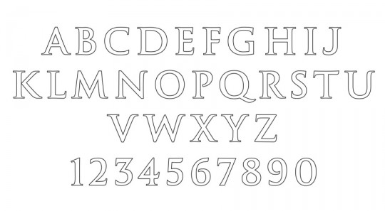 afm-font