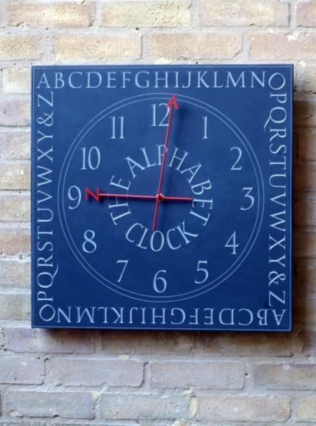 alphabet-clock