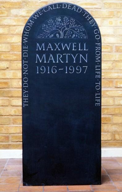 headstone-martyn