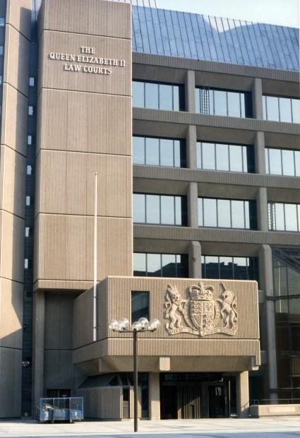 Liverpool Crown Court ...