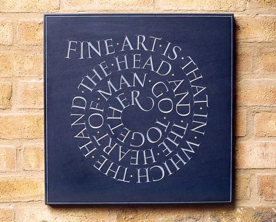fine art slate